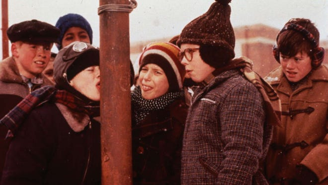 "Get nostalgic at a screening of ""A Christmas Story."" The film will screen at 2 and 7 p.m. Sunday, Dec. 18, at Salem's Historic Grand Theatre, 191 High St. NE."