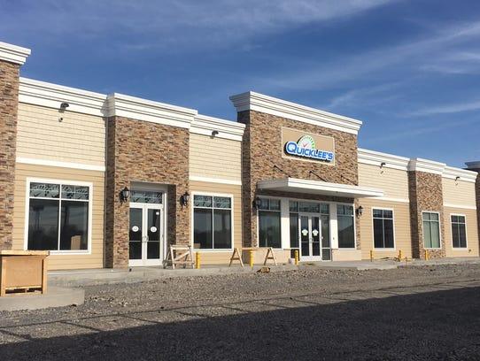 Calabresella's new location in Avon