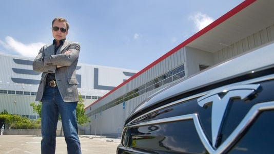 CEO Elon Musk says anyone can now use Tesla's technology.