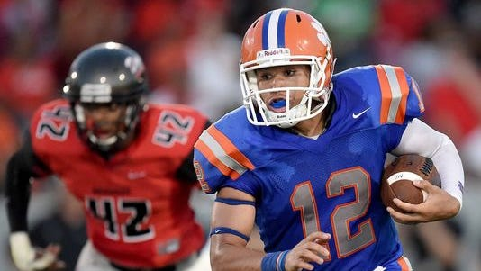 Madison Central quarterback Trey Smith commits to Louisville
