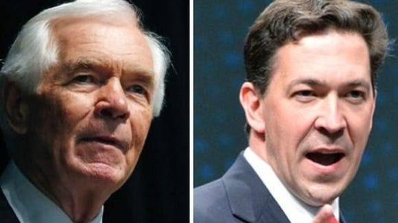 The campaign between Republicans Thad Cochran & Chris McDaniel has become one of the dirtiest in Mississippi