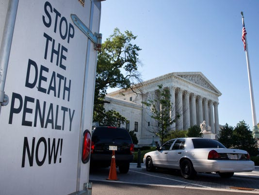 Supreme Court death penalty