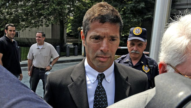 David Friehling, the New City accountant that helped mask Bernard Madoff's multibillion dollar Ponzi scheme, in 2009.