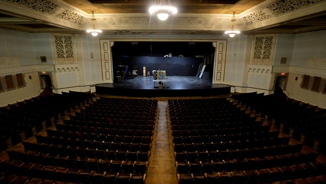 The Great Falls High School auditorium will benefit from a donation by the Davidson Family.