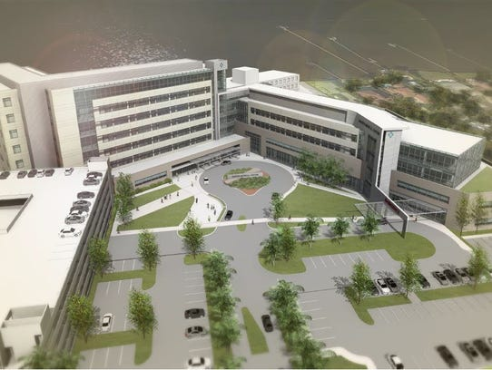 Martin Health System wants to exceed Stuart's four-story