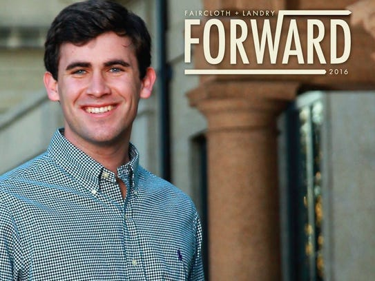 Zack Faircloth, 22, is a senior electrical engineering