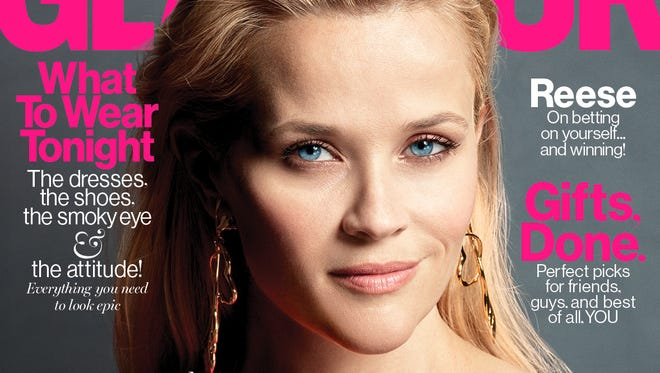 Reese Witherspoon on 'Glamour'