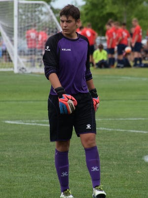 Bryan Helminick, a senior-to-be at St. Cloud Tech, just completed his club soccer season and is ready to start practice with the Tigers again next month.