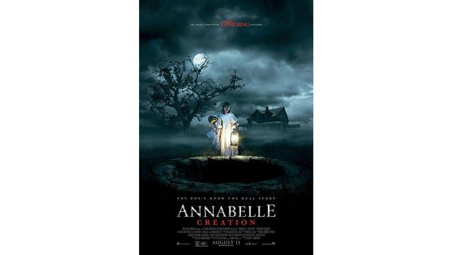 Advance screening of ANNABELLE: CREATION