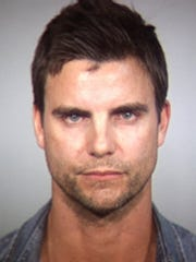 Tempe police said 41-year-old actor Colin Egglesfield,