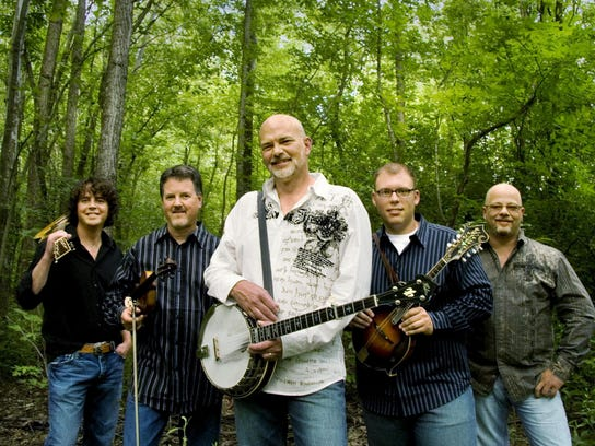 The Lonesome River Band will perform at the Busy Bird