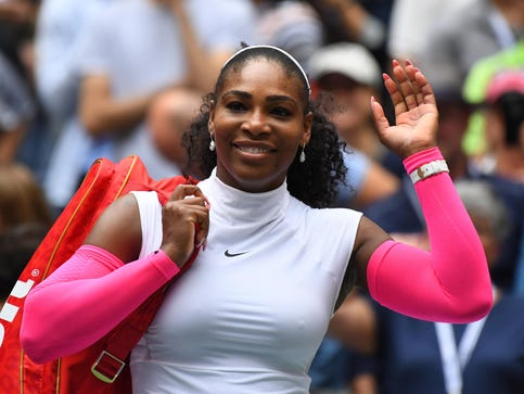 Serena Williams' Grand Slam titles