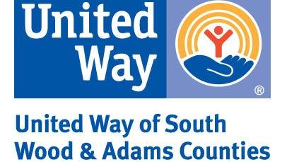 United Way of South Wood & Adams Counties' new logo