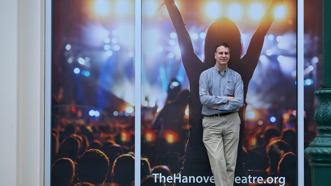 Troy Siebels, CEO of The Hanover Theate and Conservatory for the Performing Arts.