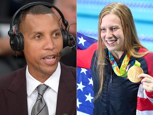 Reggie Miller wants to meet his 'Olympic hero': Lilly King