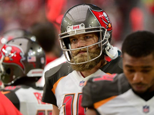 Ryan Fitzpatrick is on the market.