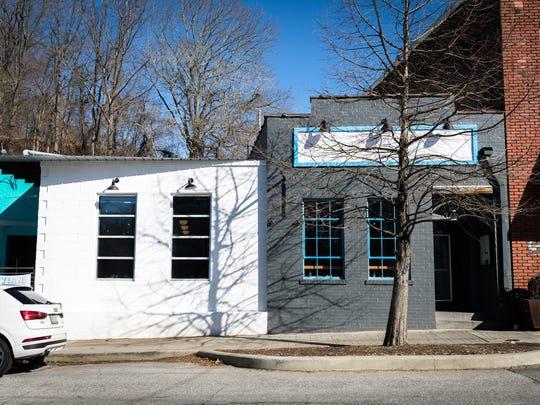Vivian restaurant in Asheville's River Arts District.