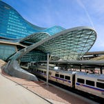 The new 23-mile electric commuter rail line – called the University of Colorado A Line – will run every 15 minutes.