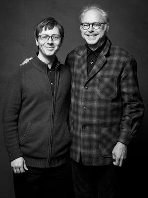 Thomas Morgan, left, and Bill Frisell play Kilbourn Hall Sunday.