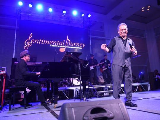 "The Guam War Survivors Memorial Foundation commemorated War Survivor Remembrance Day with a concert, ""Sentimental Journey: A Tribute to Guam's World War II Survivors,"" at the Sheraton Laguna Guam Resort on June 28."