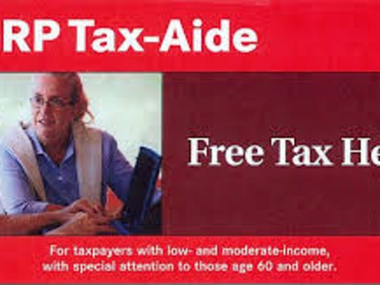 Volunteers from the AARP Foundation Tax-Aide program will provide free preparation of federal and state income tax returns Tuesdays and Thursdays from Tuesday, Feb. 6, to Thursday, April 12, at the South Brunswick Public Library.