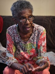 Community leader and historian Arthur Bea Williams