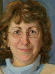 "Wendy Scott was part of Rose Frantzen's ""Portrait of"