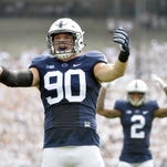 Sickels declares for NFL draft, forgos final year at PSU