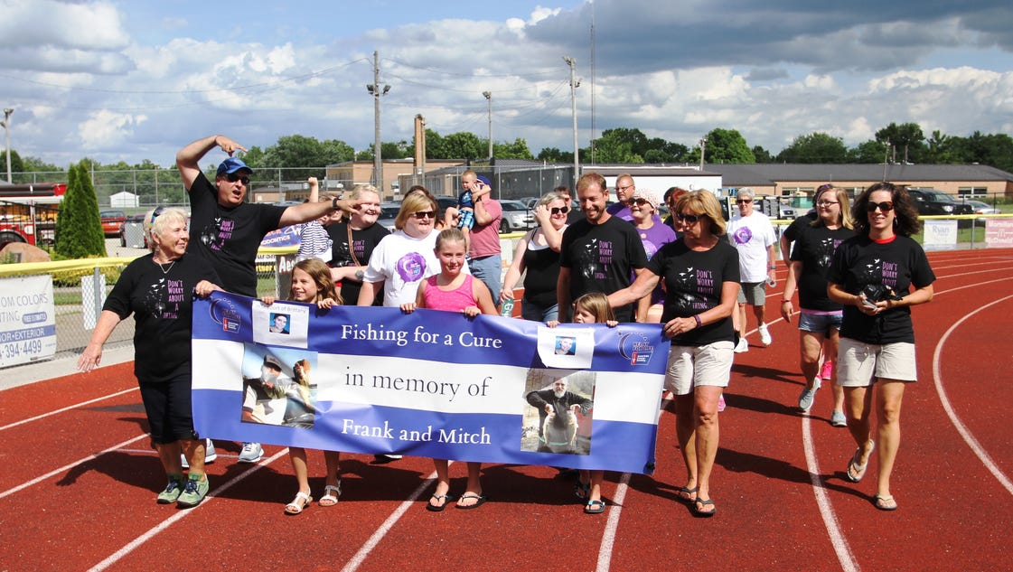 Local residents raise money for American Cancer Society
