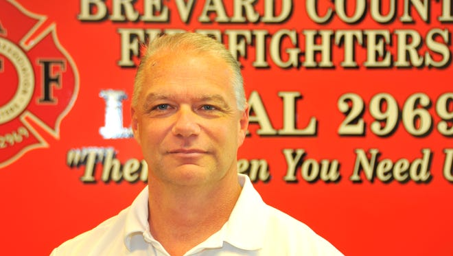 Richard Pierce, Brevard County firefighter/paramedic and president of the Brevard County Professional Firefighters Local 2969, said he and the union are considering appealing a judge's ruling upholding as constitutional Brevard County's charter cap on property tax increases.