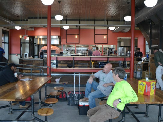 The Fire Hub, 175 S. Kendall St. in Battle Creek, is
