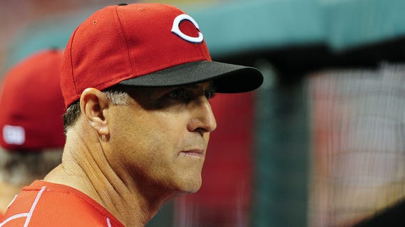 Reds manager Bryan Price told the St. Louis Post-Dispatch