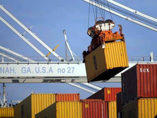 AP Trade Gap