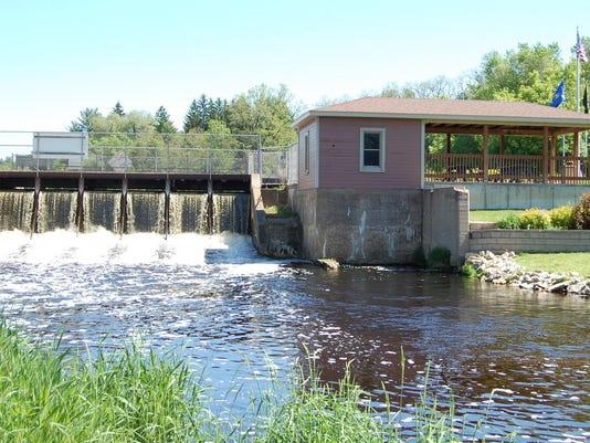 06.07.15 - Amherst Mill Pond Dam