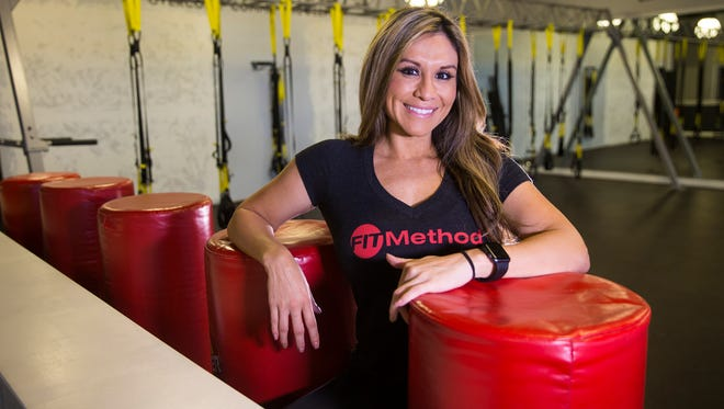 """""""It's an extreme way to live. It took a toll on my body and my mind,"""" says former figure pro Felicia Romero, who now runs her Fit Method gym in Gilbert. """"When I was done competing, I swore I would get healthy."""""""