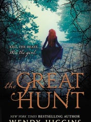 'The Great Hunt' by Wendy Higgins