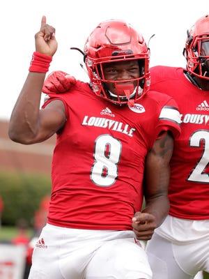 Louisville quarterback Lamar Jackson is the early Heisman favorite.