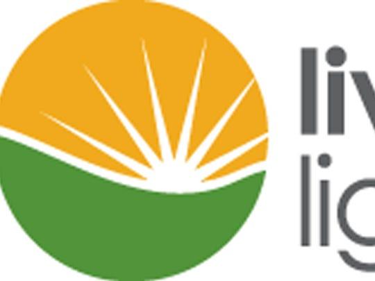 New Living Lightly logo