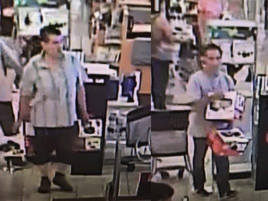 Southeast larceny suspects