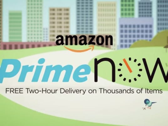amazon free two hour delivery comes to austin. Black Bedroom Furniture Sets. Home Design Ideas
