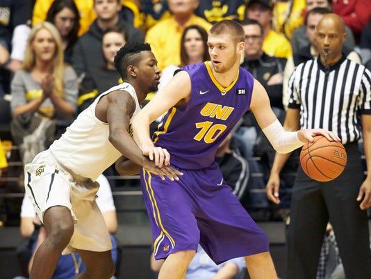 NCAA Basketball: Northern Iowa at Wichita State