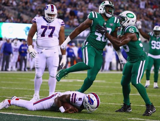 Buffalo Bills vNew York Jets