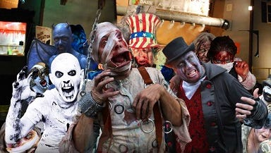The Haunted Hydro opens Friday the 13th for one scary summer weekend.