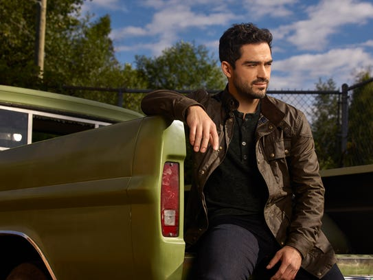"""Alfonso Herrera returns as Father Tomas in """"The Exorcist,"""""""