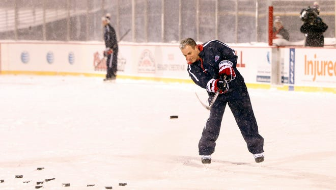 From the Frozen Frontier outdoor game to a tournament in Switzerland to a playoff berth, coach Chadd Cassidy oversaw a lot in his first full season as Amerks coach.