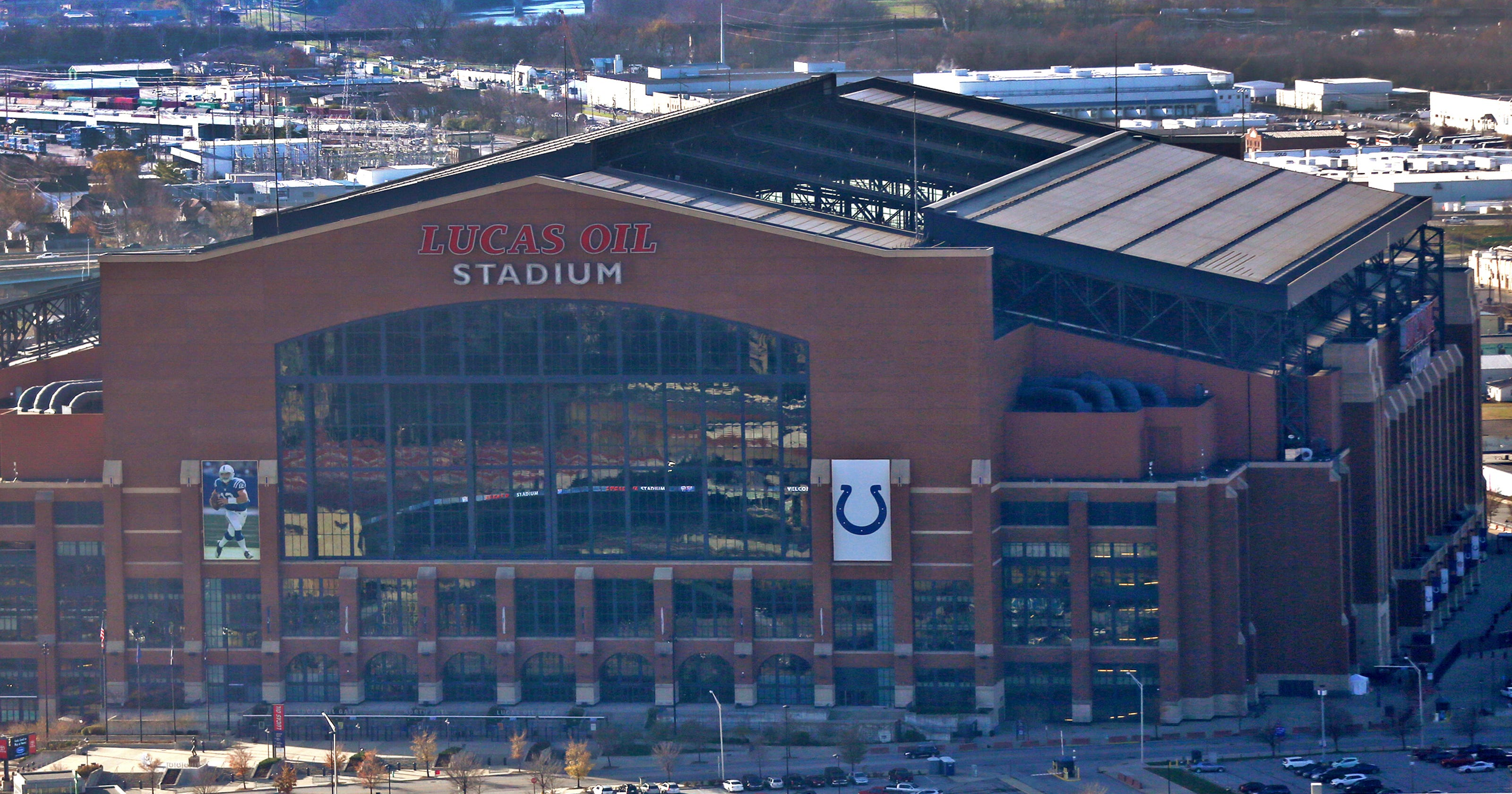 Colts Vs Texans Lucas Oil Stadium Roof Will Be Open