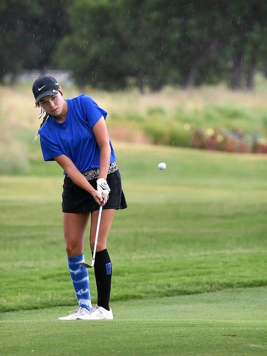 T-O Jr Golf 2018 Wed 5
