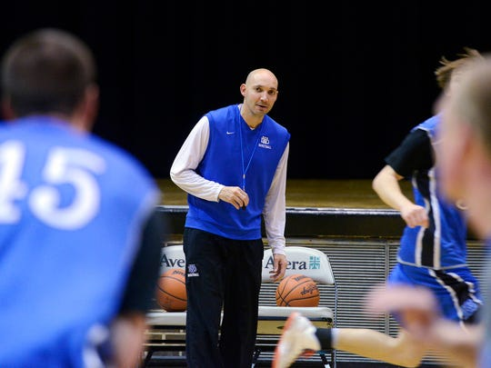 Matt Wilber has led Dakota Wesleyan to six straight NAIA tournaments.