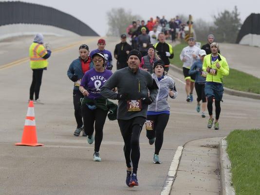 Oshkosh Marathon 2017