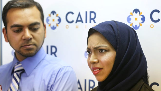 Faisal and Nazia Ali were kicked off a Delta Air Lines flight from Paris to Cincinnati on July 26.